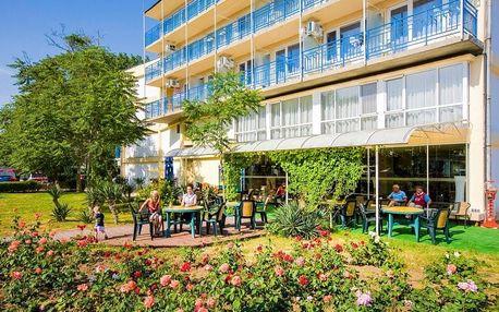 Bulharsko, Slunečné pobřeží, autobus: Park Hotel Continental***se snídaní