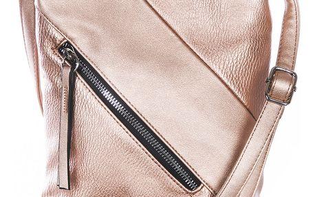 Tapple Dámská kabelka malá crossbody průhy