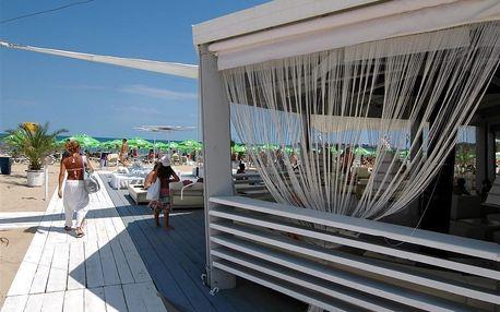 Bulharsko, Slunečné pobřeží, odlet Praha: Hotel na pláži - Delfin*** se snídaní