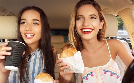 Vstup do autokina vč. poukázky na občerstvení