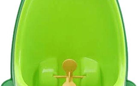 Baby Yuga Dětský pisoár Frog, zelený