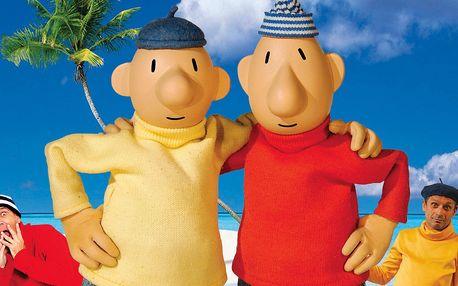 Pohádka Pat a Mat jedou na dovolenou