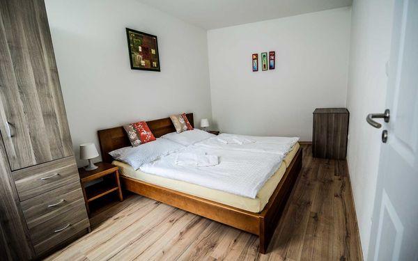 Apartmány Delanta