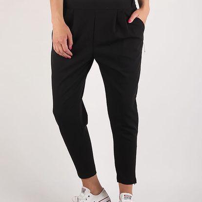 Tepláky Terranova Pantalone Černá
