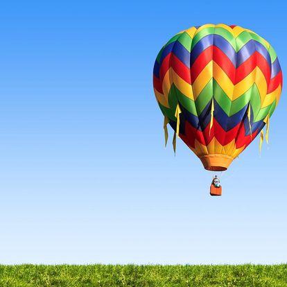 Privátní let balonem po celé České republice