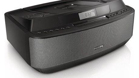 Radiopřijímač s CD Philips AZ420