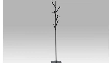 Věšák v.170 cm, černá 83766-02A BK Autronic