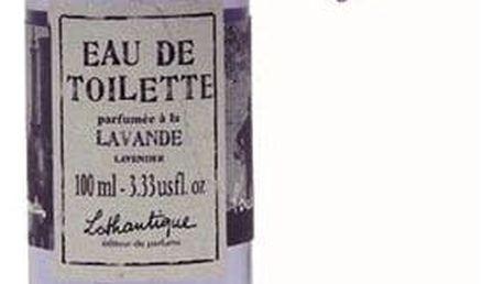 Lothantique Toaletní voda Lavande, fialová barva, sklo