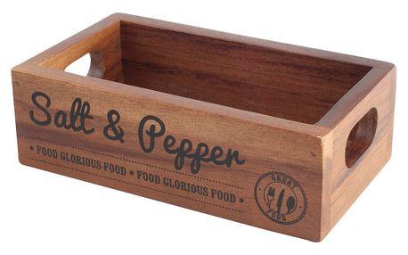 Box na koření z akáciového dřeva T&G Woodware Inacacia