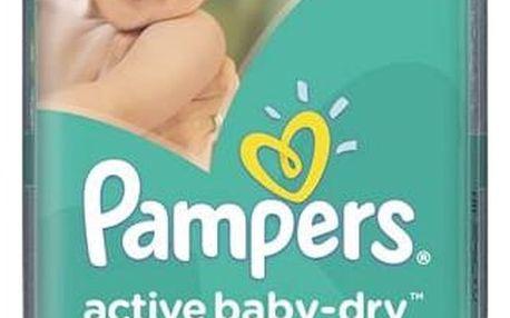 Pampers Active Baby-dry vel.5 Junior, 64ks