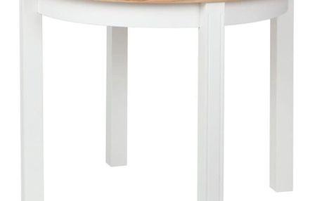 Rozkládací jídelní stůl Durbas Style Valentino,délka až138cm
