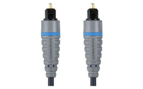 Kabel Bandridge optický, 2m, audio černý (BN-BAL5602)