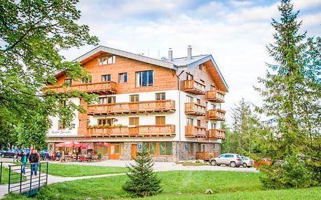 Vysoké Tatry pro rodiny: Vila Borievka