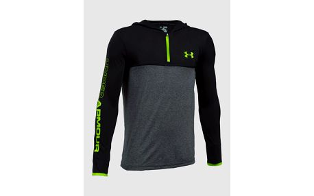 Mikina Under Armour Threadborne 1/4 Zip Hood Barevná