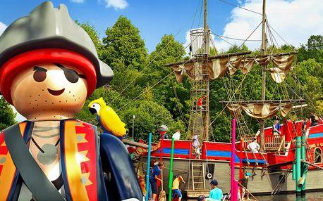 Za piráty i poníky do Playmobil Fun Parku