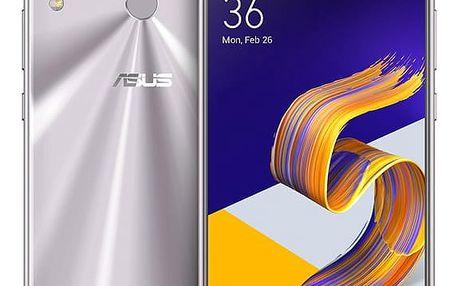 Mobilní telefon Asus ZenFone 5 ZE620KL (ZE620KL-1H010EU) stříbrný Software F-Secure SAFE, 3 zařízení / 6 měsíců v hodnotě 979 Kč + DOPRAVA ZDARMA