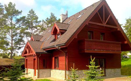 Aktívny pobyt vo Ville Oddy v v Starej Lesnej