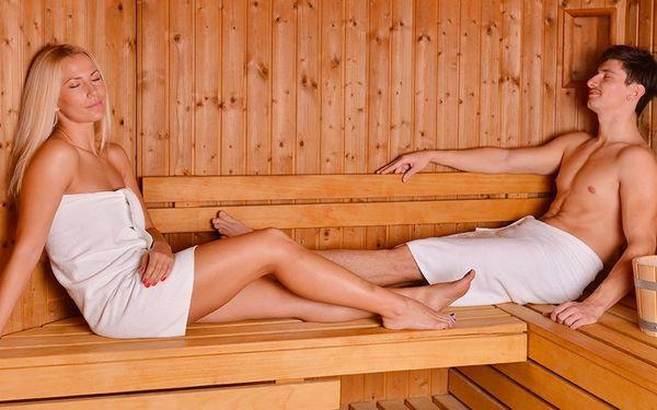 Letní relaxace v privátním wellness s vířivkou