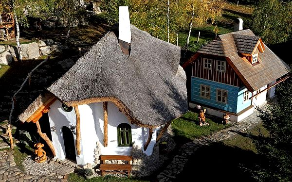 Pohádková vesnička Podlesíčko