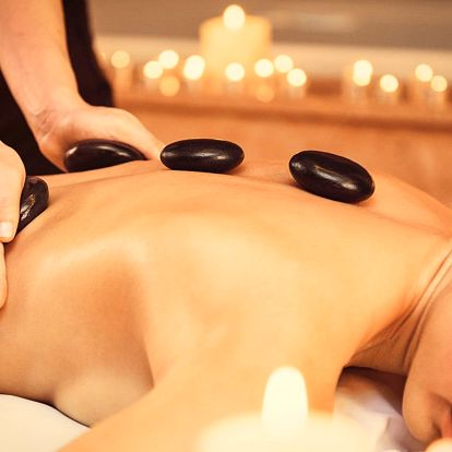 Asijské masáže dle výběru v délce až 60 minut