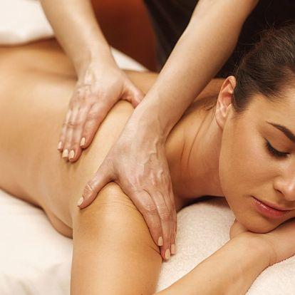 Dopřejte si relax - hodinová masáž dle výběru