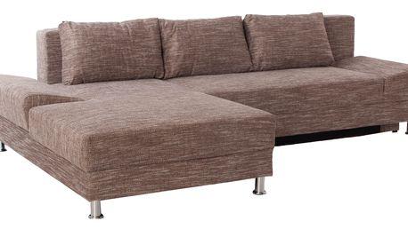 Moderní polštářová sedací souprava ZAFIRA