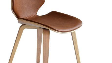Sada 2 jídelních židlí RGE Irma