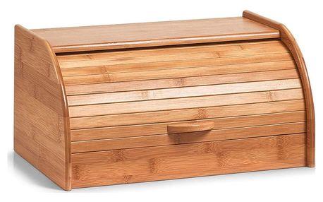 Bambusový chlebník, box na chleba, 40x26x20cm, ZELLER