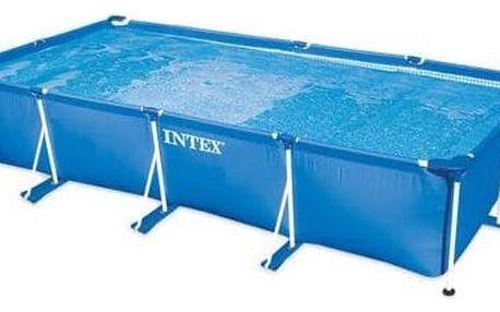 Bazén Intex Frame Family III 4,5x2,2x0,84 m bez filtrace, 28273NP + dárek bazénová chemie + Doprava zdarma