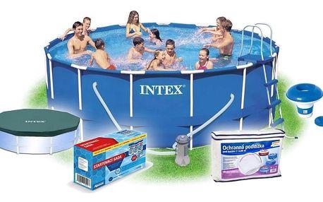 Marimex | Bazén Florida 3,05x076 m s filtrací a příslušenstvím | 10340058