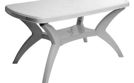 Velký zahradní plastový stůl MODELLO PP 73x75x140