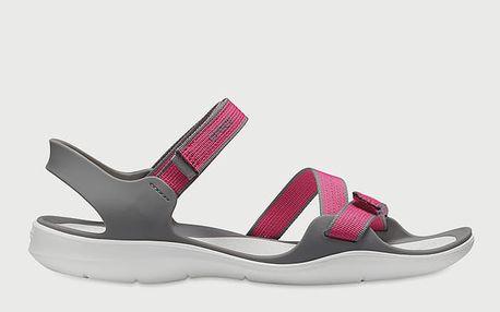 Sandály Crocs Women's Swiftwater Webbing Sandal Barevná