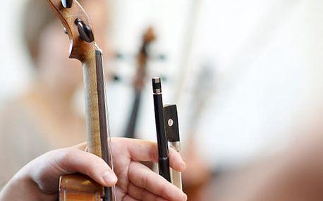 Vivaldi Four Seasons - letní koncerty v Klementinu v podání Dvořák Symphony Orchestra Prague.