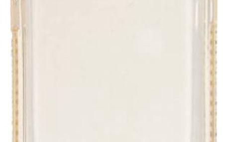 Beeyo Diamond Frame pro Samsung Galaxy A3 (2017) (BEASAGAA32017TPUFRGO) zlatý