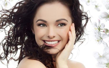 Kosmetické ošetření pleti - 75 nebo 90 minut
