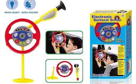G21 24519 Dětský volant do auta