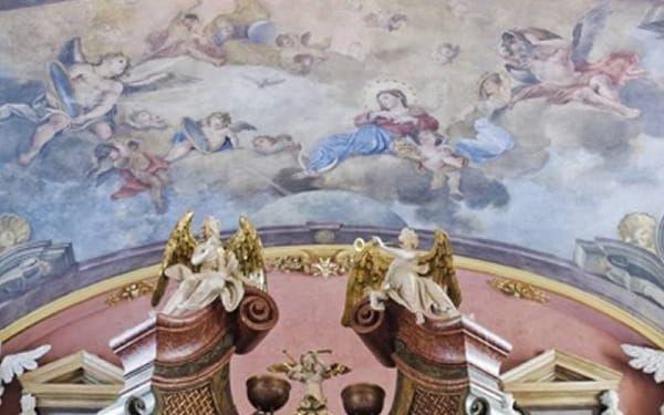 Letní koncerty v Zrcadlové kapli Klementina. Smetana, Dvořák And Vivaldi In Old Prague.