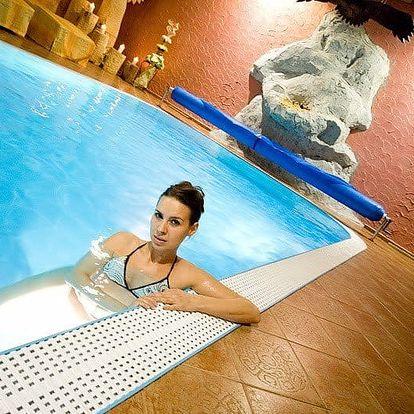 Skvelý wellness oddych v hoteli Bahenec***