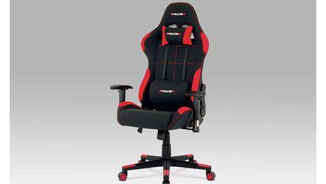 Kancelářská židle KA-F02 RED Autronic