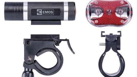 Svítilna EMOS na kolo, přední+zadní (1446002000)