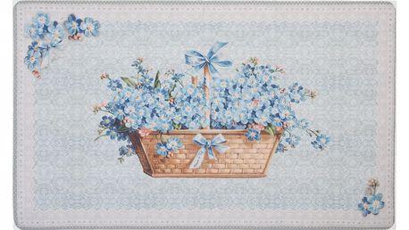 Rohožka Clayre & Eef Blossom, 74 x 44 cm