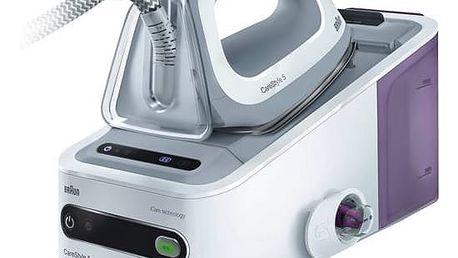 Braun CareStyle 5 IS 5043 bílý/fialový