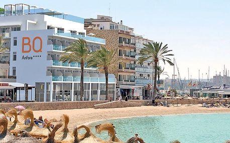 Španělsko - Mallorca na 5 až 8 dní, polopenze nebo snídaně s dopravou letecky z Prahy