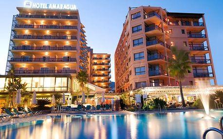 Španělsko - Costa Del Sol na 8 dní, polopenze nebo snídaně s dopravou letecky z Bratislavy
