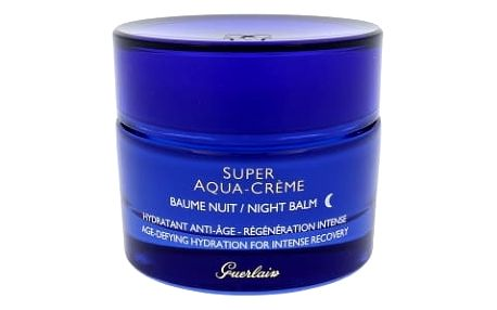 Guerlain Super Aqua Créme Night Balm 50 ml noční pleťový krém pro ženy