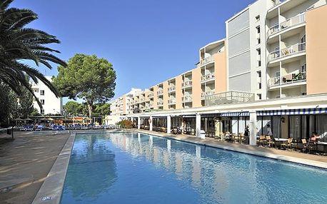 Španělsko - Mallorca na 8 dní, all inclusive nebo polopenze s dopravou letecky z Bratislavy nebo Košic