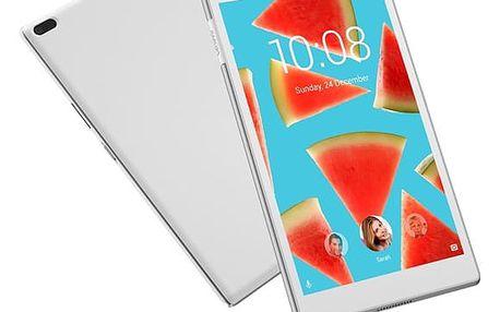 """Dotykový tablet Lenovo TAB4 8"""" Wi-Fi bílý (ZA2B0035CZ)"""