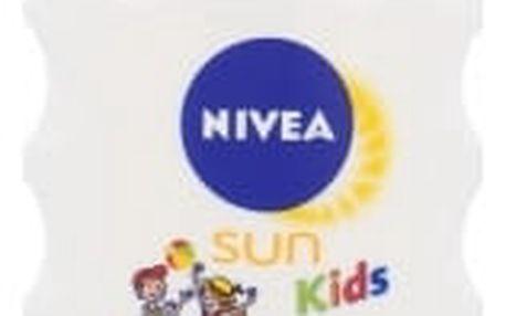 Nivea Sun Kids Protect & Sensitive Sun Spray SPF50+ 200 ml opalovací přípravek na tělo pro děti