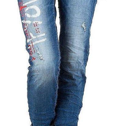 Dámské jeansové kalhoty Place Du Jour