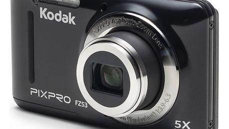 Digitální fotoaparát Kodak Friendly Zoom FZ53 černý (819900012231)
